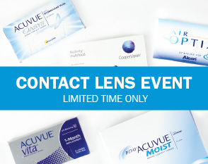 Contact Lens Event Banner