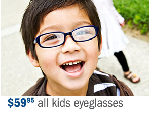 cheap kids glasses