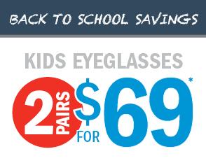 Kids glasses, children's glasses deal